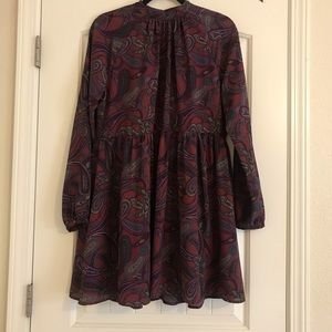 NWT Jack by BB Dakota Patterned Dress